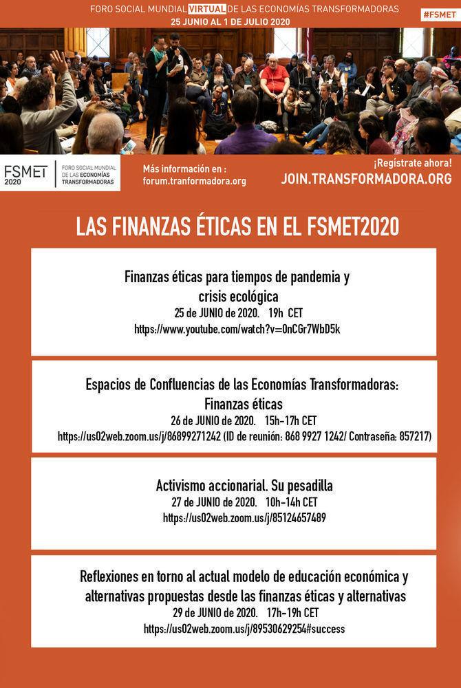 Finanzas Éticas y Solidarias