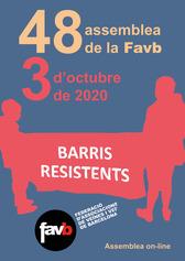 Cartell de la 48 assemblea
