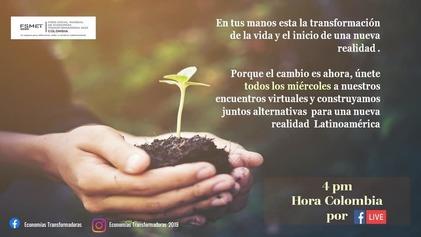 Economías transformadoras -Colombia