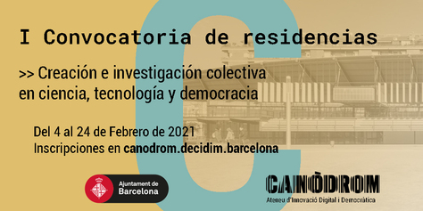 Convocatòria Residències 2021 - Banner Castellà (2)