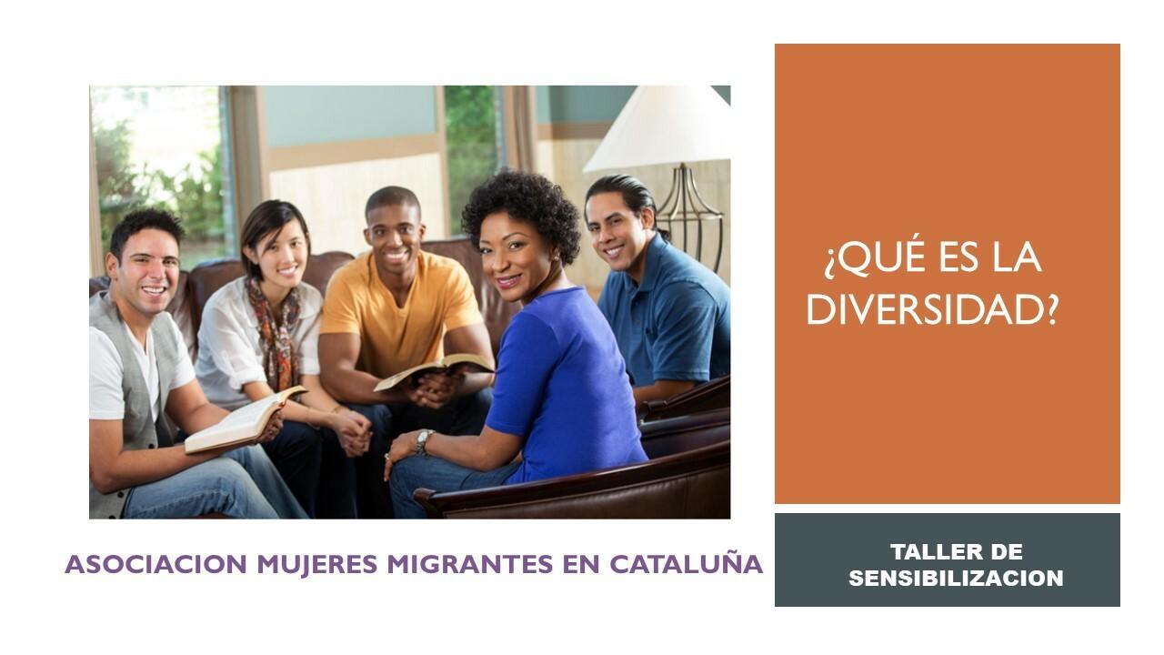 Taller ¿Qué es la diversidad ?