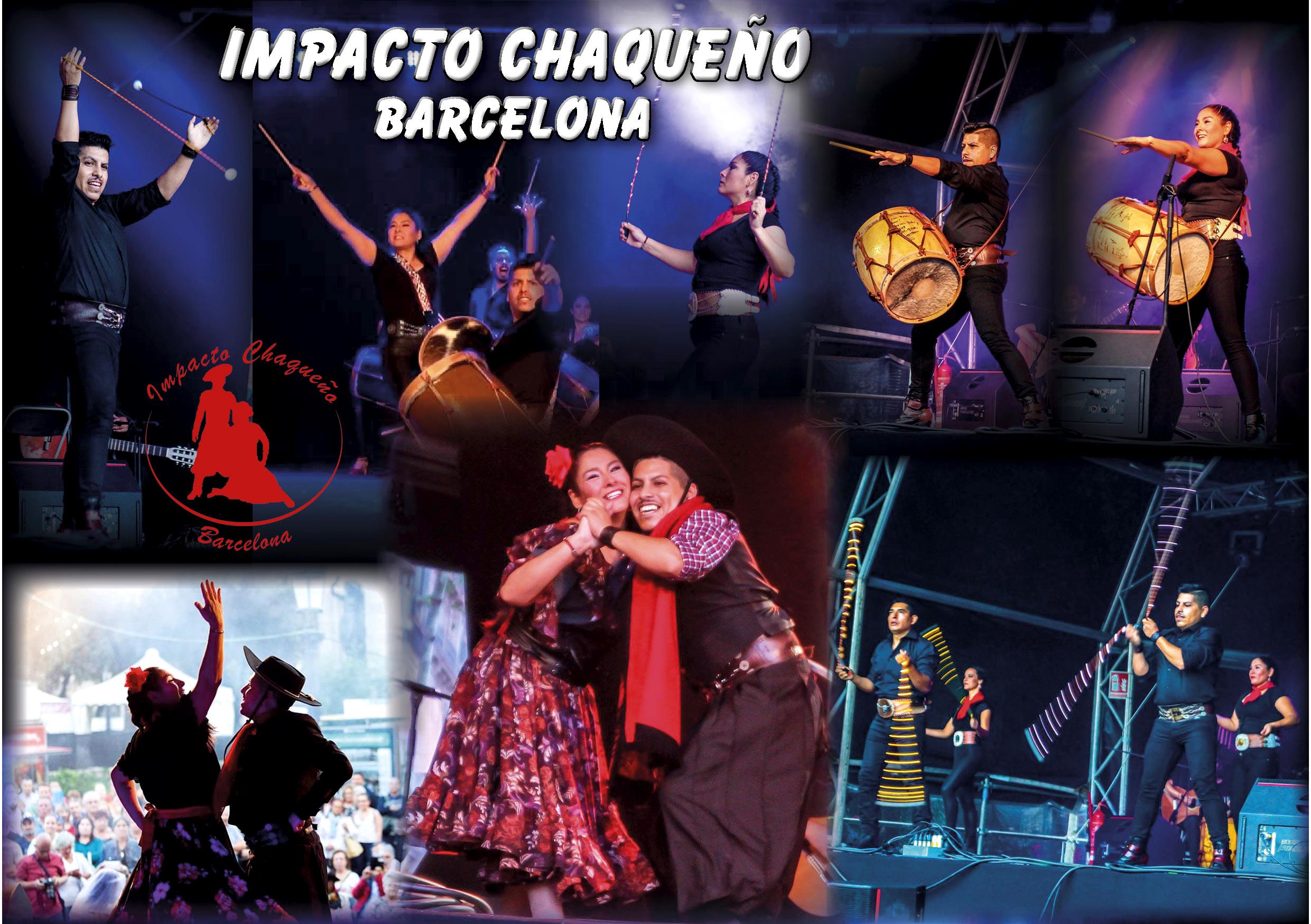 Impacto Chaqueño - Danza y Música de Bolivia - Argentina