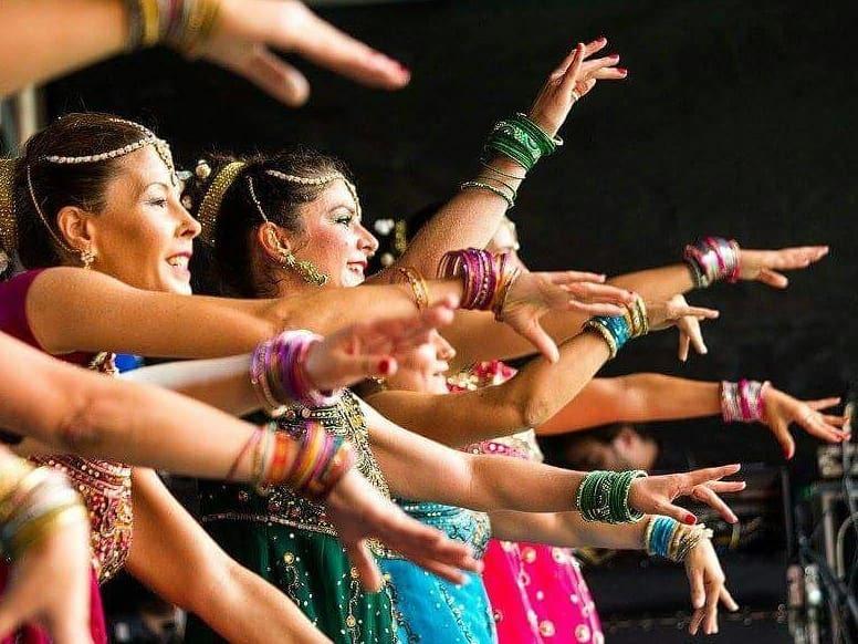 Mostra de danses de l'India amb Bollywood Sitare