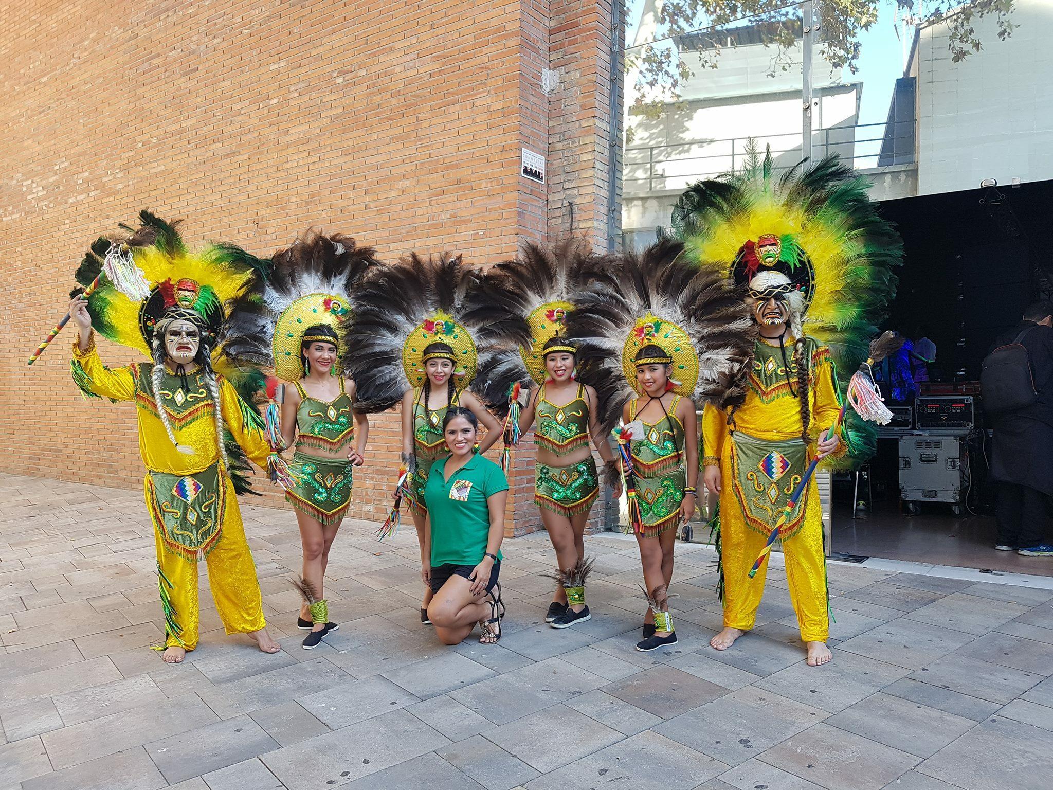 Centro Boliviano Catalán - Danzas de Bolivia