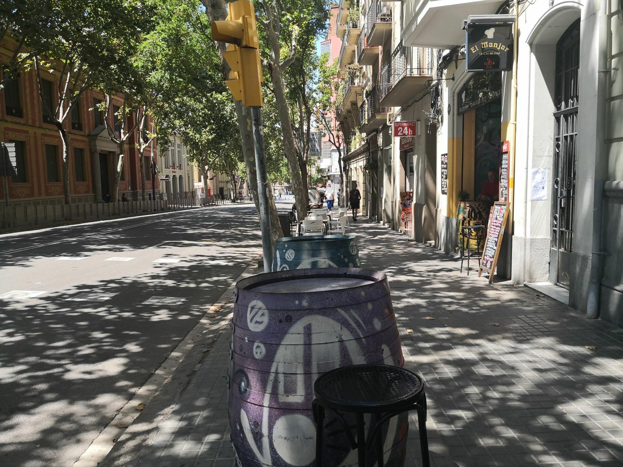 Lleida 19, quina mania amb els bidons!!!! que està prohibit!!!!