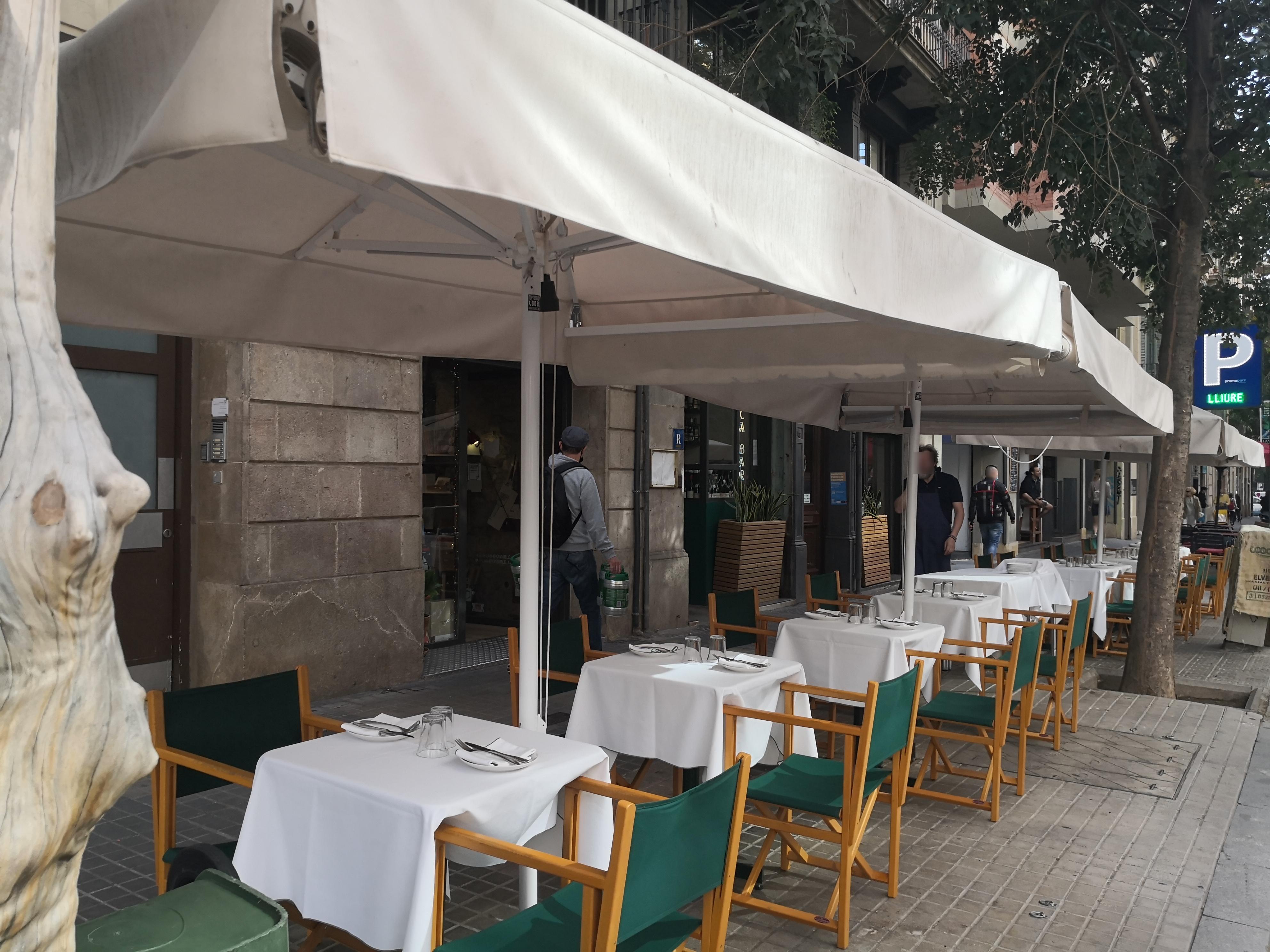 Provença, 230 - Porque yo lo valgo y Olé!!!