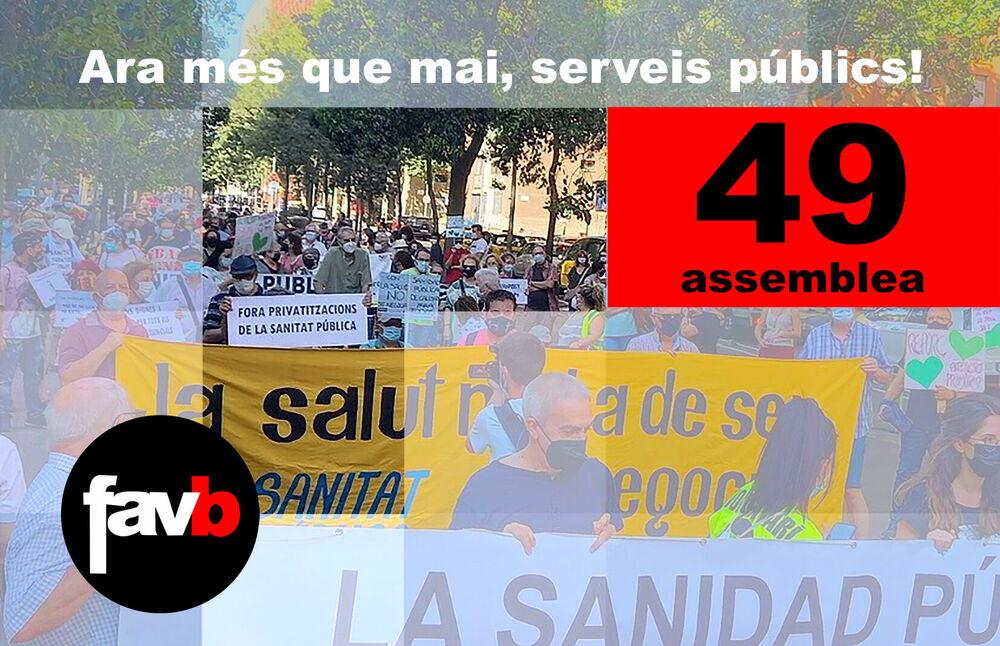 49 assemblea de la Favb