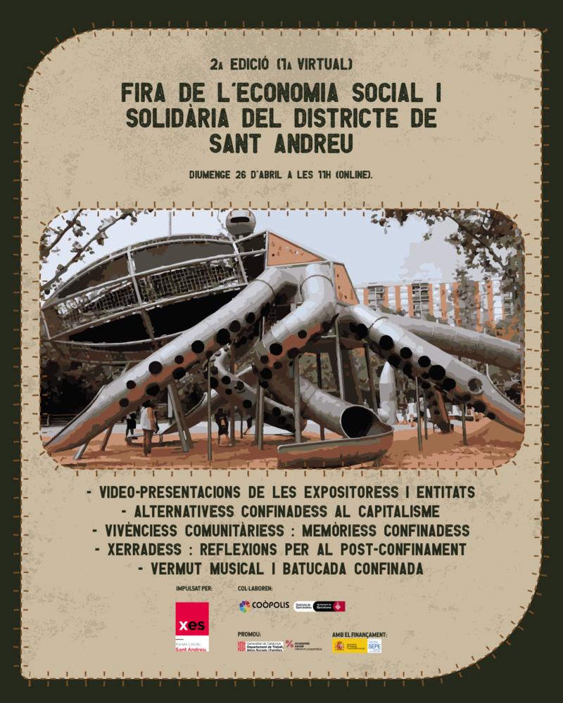 2a Fira ESS de Sant Andreu (1a Virtual)