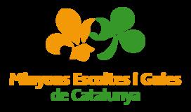 Logo oficial de Minyons Escoltes i Guies de Catalunya