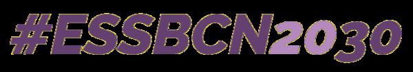 Logo oficial de Estratègia ESS BCN 2030