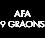 Logo oficial de AFA 9GRAONS