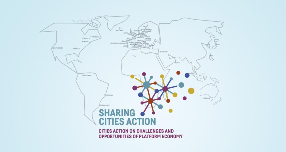 Voleu contribuir a les polítiques d'economia de la plataforma de l'Ajuntament de Barcelona?
